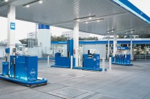Hydrogen Refuelling Station © BOC