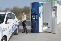Hydrogen Refuelling Station © Air Liquide