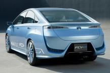 Toyota FCV-R © Toyota