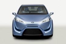 Toyota Geneva 2012 FCV-R © Toyota