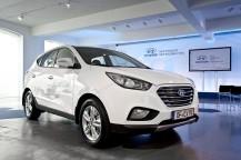 Hyundai ix35 FCEV © Hyundai