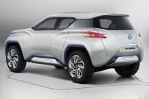 Nissan TeRRA © Nissan