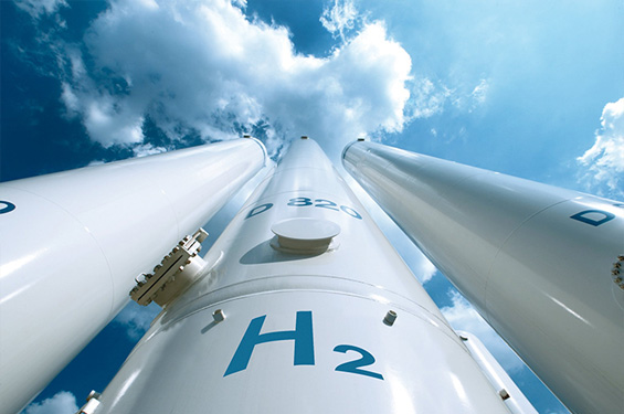 Hydrogen Towers © BOC