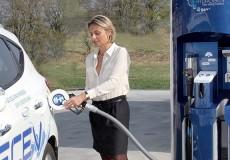 Hydrogen Refuelling Station © Air Liquide